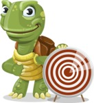 Juan the Joyful Turtle - Target