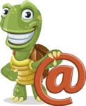 Juan the Joyful Turtle - Email