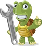Juan the Joyful Turtle - Repair