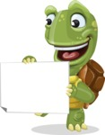 Juan the Joyful Turtle - Sign 4