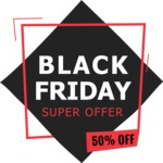 Sale Banner Templates Collection - Black Friday Sale Poster Vector