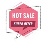 Sale Badges Vector Collection - Hot Sale Vector Badge