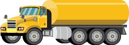 vector vehicle graphics - Flat Car, Truck, Bicycle, Plane Graphics Mega Bundle - Construction 12