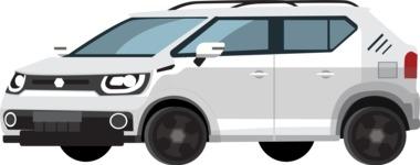 vector vehicle graphics - Flat Car, Truck, Bicycle, Plane Graphics Mega Bundle - Modern Car 9