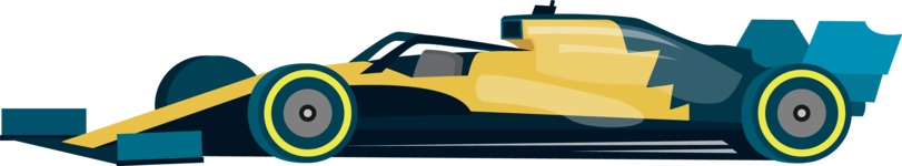 vector vehicle graphics - Flat Car, Truck, Bicycle, Plane Graphics Mega Bundle - Sport Car 7