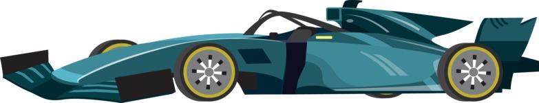 vector vehicle graphics - Flat Car, Truck, Bicycle, Plane Graphics Mega Bundle - Sport Car 8