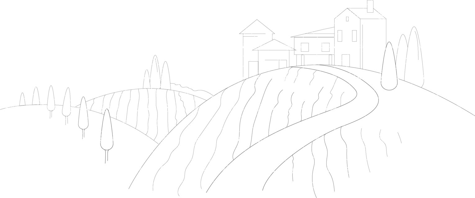 Italy Themed Graphic Collection - Landscape 12