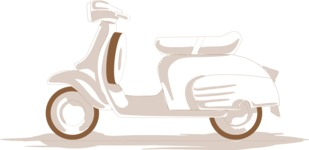 Italy Themed Graphic Collection - Transport 14