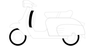 Italy Themed Graphic Collection - Transport 15