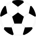 Italy Themed Graphic Collection - Soccer Ball Vector