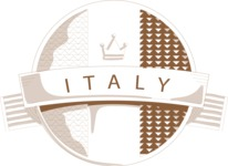 Italy Themed Graphic Collection - Italy Country Logo Hand-drawn