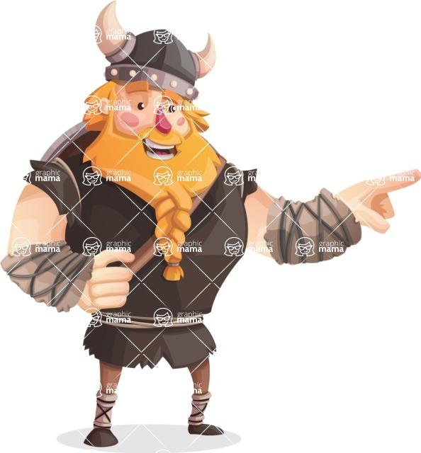 Viking Torhild the Brave - Point2