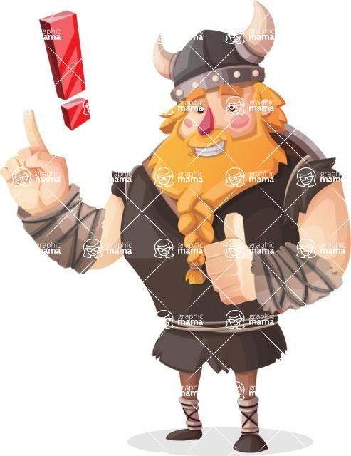 Viking Torhild the Brave - Idea