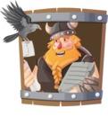 Viking Torhild the Brave - Shape 3