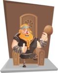 Viking Torhild the Brave - Shape 10