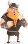 Viking Torhild the Brave - Oops