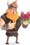 Viking Torhild the Brave - Gift