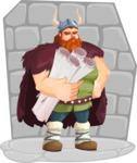 Bjorn Strong the Viking - Shape 11