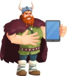 Bjorn Strong the Viking - Tablet