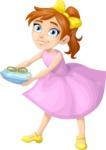 Ring Bearer Girl