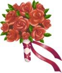 Wedding Bouquet 1