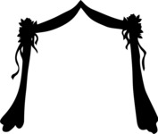Wedding Vectors - Mega Bundle - Wedding Arch 5
