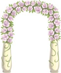 Wedding Vectors - Mega Bundle - Altar Arch