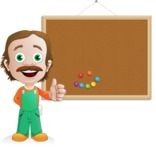 Builder Man Cartoon Vector Character AKA Marcelino Toolbox - Presentation3