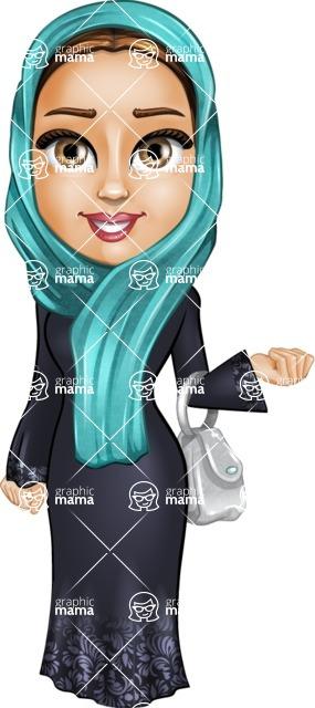 lady farah