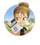 Kate in Businessland - Shape2