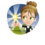 Kate in Businessland - Shape3
