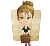 Kate in Businessland - Shape6