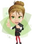 Kate in Businessland - Shape8