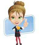 Kate in Businessland - Shape10