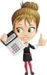 Kate in Businessland - Calculator