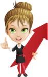 Kate in Businessland - Pointer1
