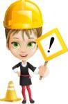 Kate in Businessland - Under Construction1