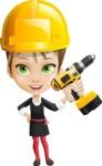 Kate in Businessland - Under Construction2
