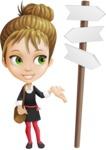 Kate in Businessland - Crossroad