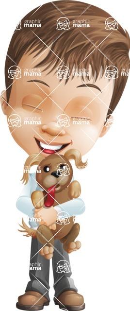 Alvin the Excellent - Puppy