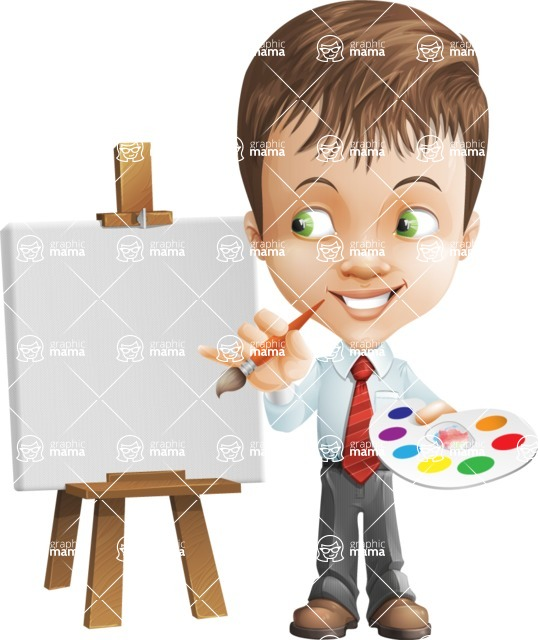 Alvin the Excellent - Painting