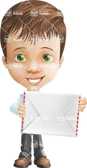 Alvin the Excellent - Letter