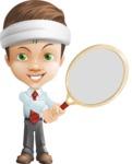 Alvin the Excellent - Tennis