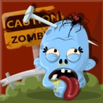 Zombie Vector Graphic Maker - Zombie with big nail