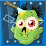 Zombie Vector Graphic Maker - Zombie with knife