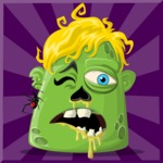 Zombie Vector Graphic Maker - Blonde zombie