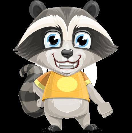 Roony Raccoon