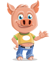 Paul the Little Piglet