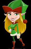 Candy Elf-licious