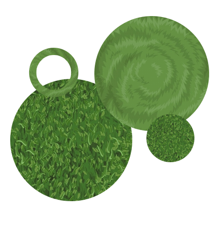 Grass Backgrounds Set: Infinite Meadows